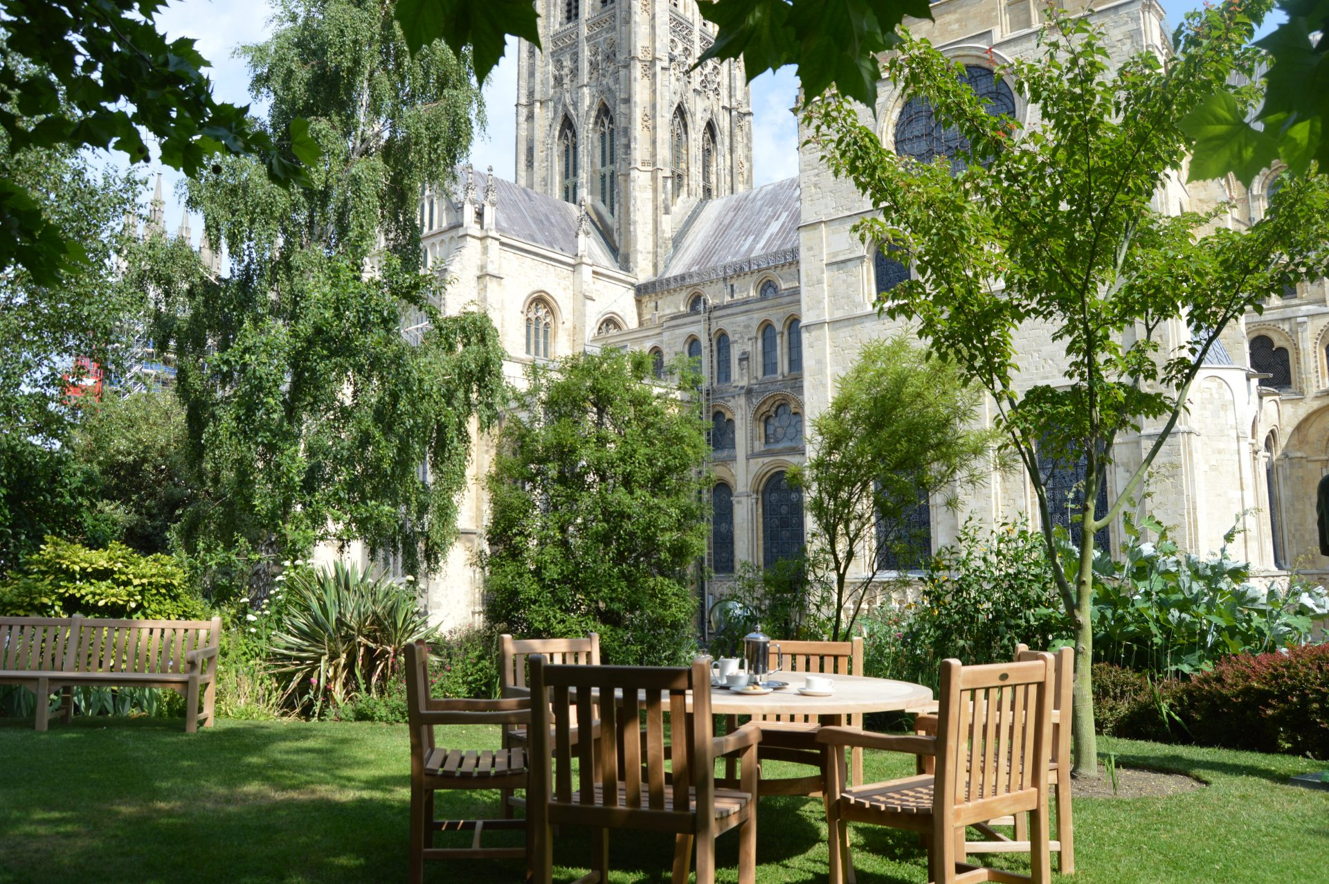 A Unique Hotel And Conference Venue In The Grounds Of Canterbury Cathedral
