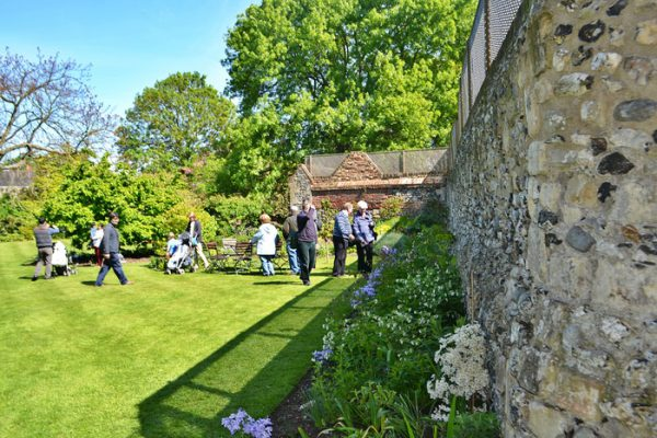 canterbury landscapes canterbury cathedral open gardens saturday 27th and sunday